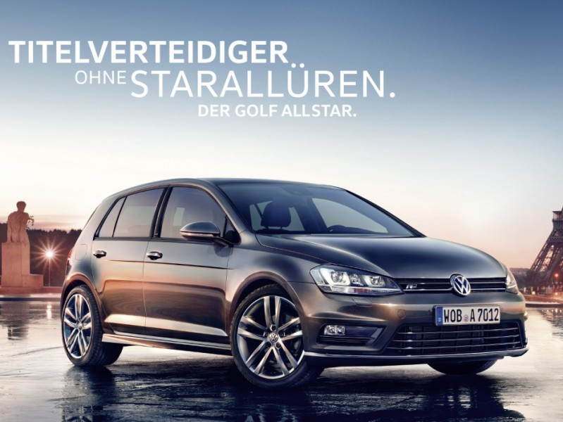 vw verdubbelt reclamebudget auto reclame. Black Bedroom Furniture Sets. Home Design Ideas