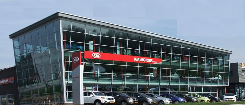 Automobielmanagement.nl - Kooijman Autogroep neemt Kia ...