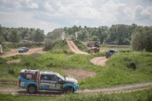 Dutch Dakar Experience is steeds groter bestelauto-event.'