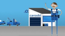 BMW stapt in werkplaats start-up Caroobi.'
