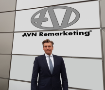 René Palsgraaf is nieuwe accountmanager AVN Group.'