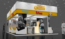 KAWE, Kavo Parts en NRF weer met Holland House naar Automechanika Dubai.'