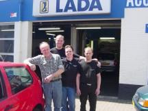 Garage Van Zanten : Automobielmanagement am over de vloer garage van zanten