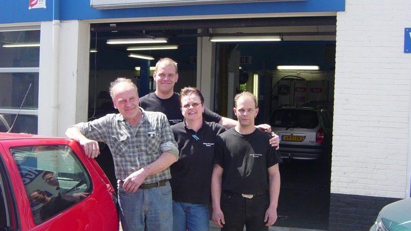 Garage Van Zanten : Automobielmanagement.nl u003e am over de vloer: garage van zanten