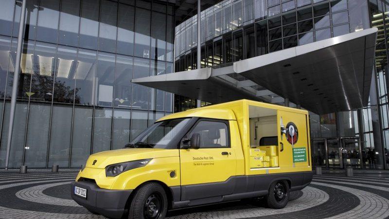 Automobielmanagement Nl Deutsche Post Dhl Gaat Elektrische