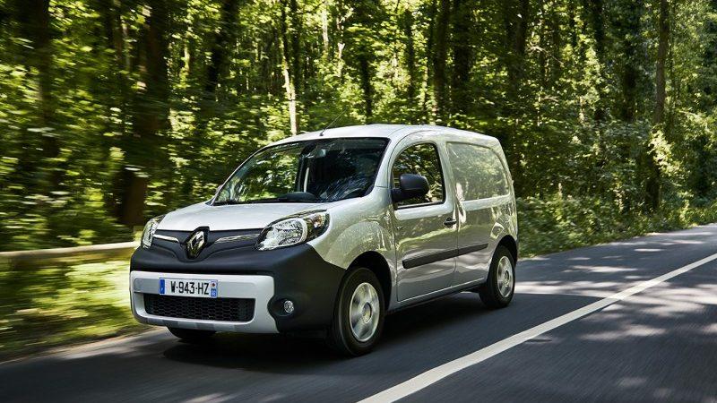 Automobielmanagement Nl Meer Kansen Voor Nieuwe Renault Kangoo Z E