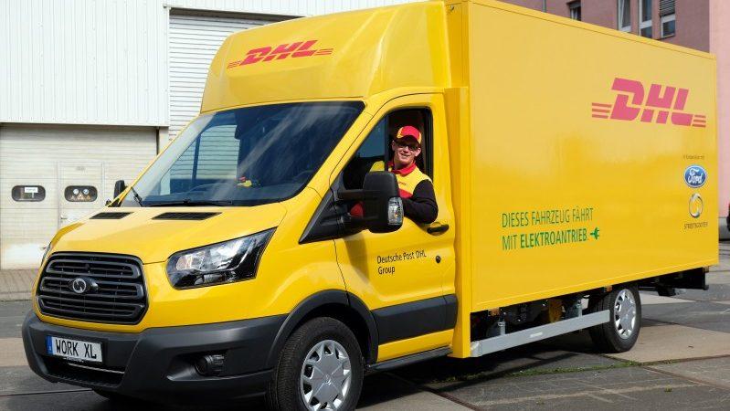 Automobielmanagement Nl Ford En Deutsche Post Dhl Group Onthullen