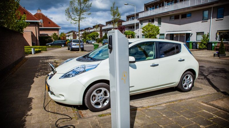 Automobielmanagement Nl Ev Nieuws Aantal Elektrische Auto S In