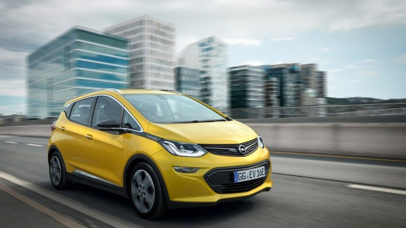 Automobielmanagement Nl Opel Ampera E Wordt Duurder
