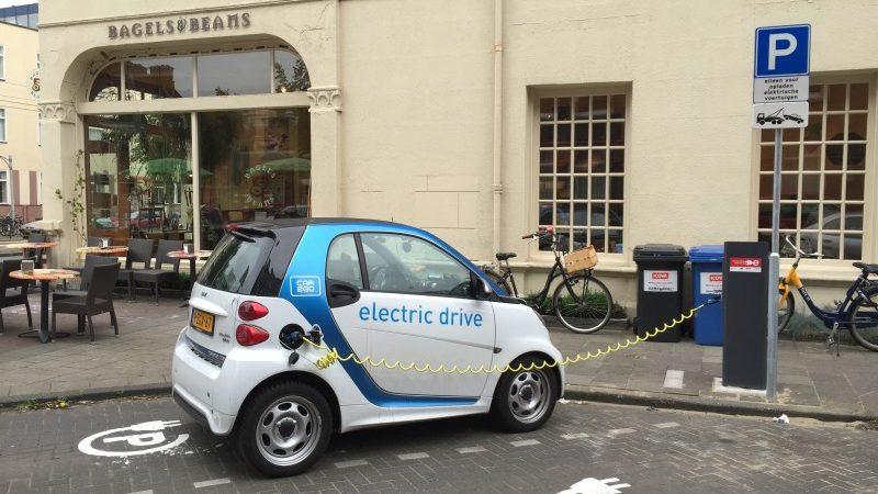 Automobielmanagement Nl Elektrische Auto Populair In 2018