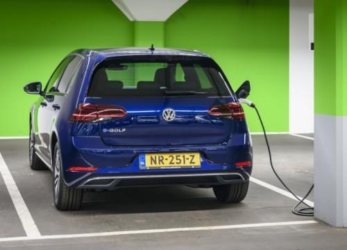 Automobielmanagement Nl Vw E Golf Meest Verkochte Elektrische Auto