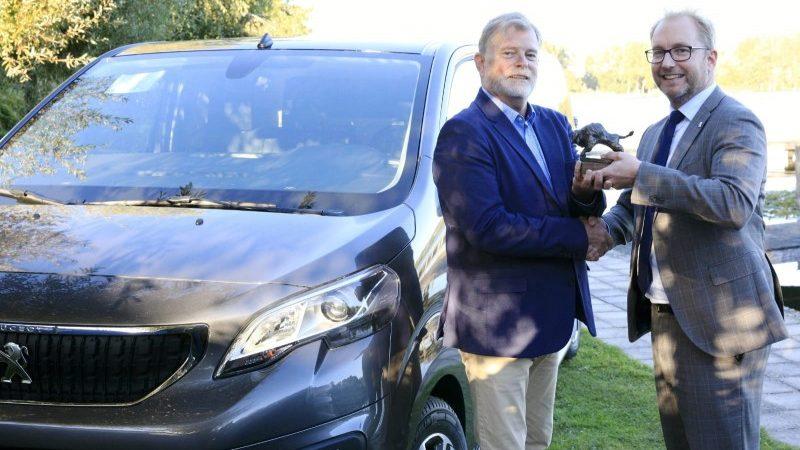 Automobielmanagement Nl Bestelauto Van Het Jaar 2019 Peugeot Expert