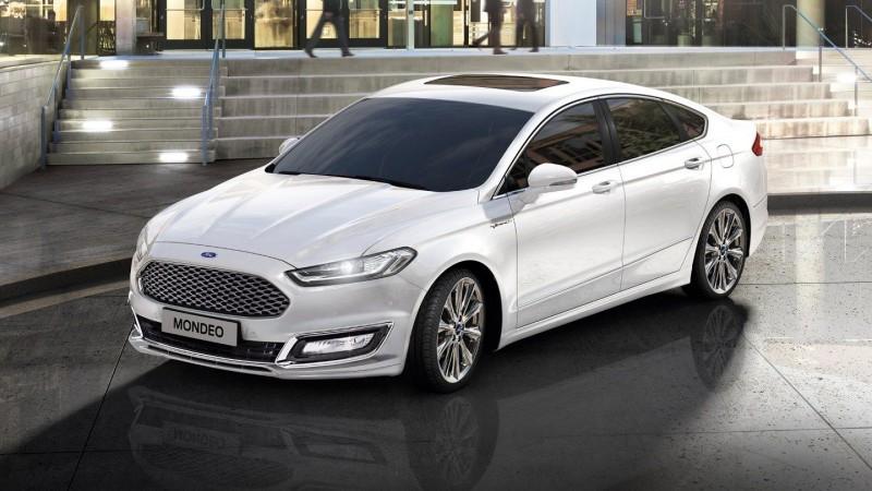 Automobielmanagement Nl Ford Komt Met Hybrid Mondeo Stationwagen