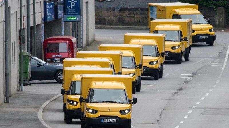 Automobielmanagement Nl London Taxi Zet Elektrische Bestelwagen Op