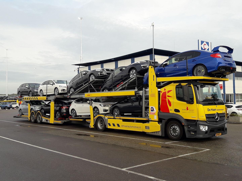 Alphabet verlengt contract met De Haan Autotransport - Automobiel Management