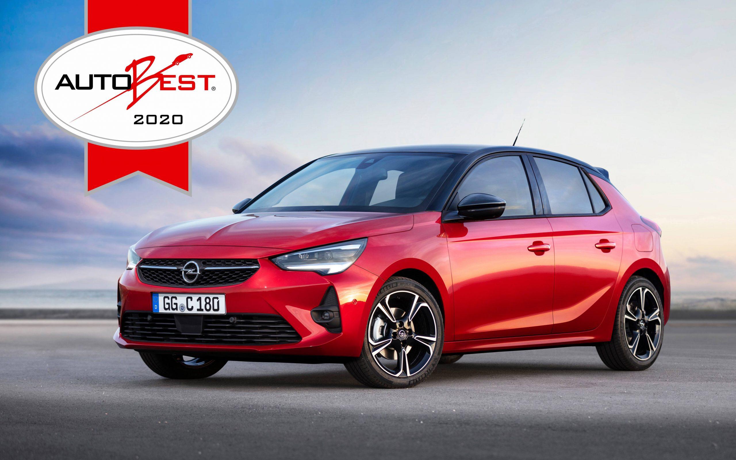 Automobielmanagement.nl > Opel Corsa uitgeroepen tot Beste Koop 2020