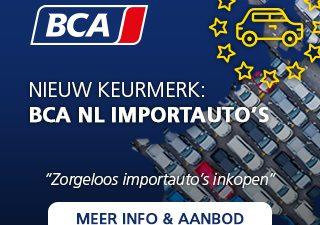 Nieuw keurmerk - BCA NL Importauto's - Zorgeloos importauto's inkopen - Meer info en aanbod
